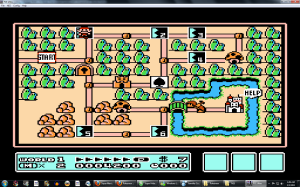 World 1 of SMB3