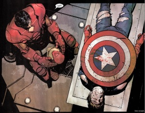 Captain America was assassinated
