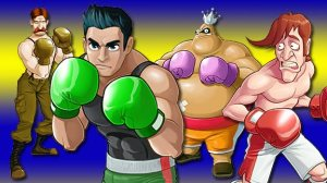 Little Mac with old friends