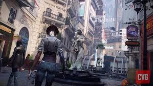 Uptown Neo-Paris
