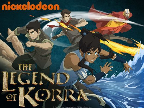 The Legend Of Korra Book 1 Sub Indo