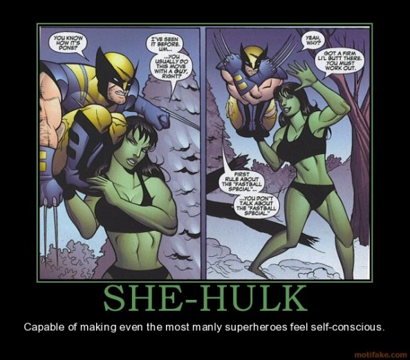That's a good rule, Wolverine.