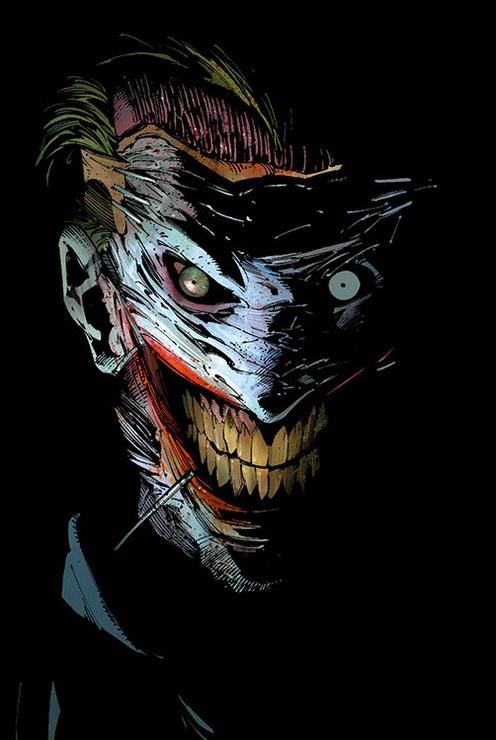 Why is the Joker still alive? | Press Start to Begin