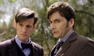 Matt_Smith__David_Tennant