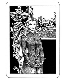 Fiona Barimen. Arguably the most powerful sorceress alive.