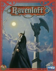 Ravenloft Campaign Setting Boxed Set
