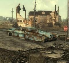 Fallout 3 Car