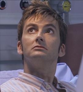 """The Doctor as """"John Smith"""""""