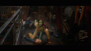 Gamora, daughter of Thanos