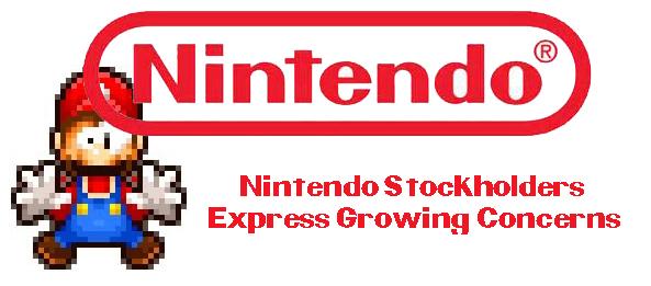Nintendo-Stockholders